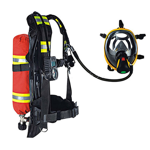 Firefighter Positive Pressure Air Breathing Apparatus - Air Breathing Apparatus - Mountainside Medical Equipment