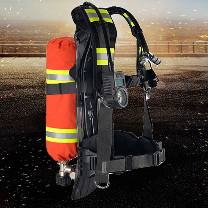Buy Air Breathing Apparatus Respirator Mask, Air Tank & Harness online used to treat Air Breathing Apparatus - Medical Conditions