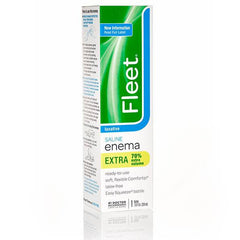Buy Fleet Enema Extra with 70% More Saline online used to treat Enemas - Medical Conditions