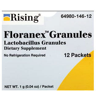 Buy Floranex Granules Probiotic Lactobacillus, 12 Packets online used to treat Probiotic - Medical Conditions