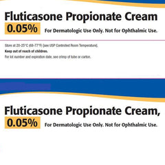 Buy Fluticasone Propionate Cream 0.05% online used to treat Skin Treatment - Medical Conditions