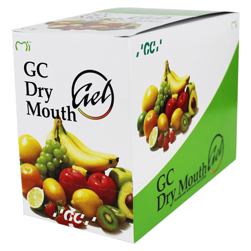 GC America Dry Mouth Gel - Dry Mouth Treatment - Mountainside Medical Equipment