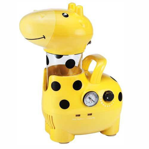 Giraffe Pediatric Suction Machine with Carrying Case