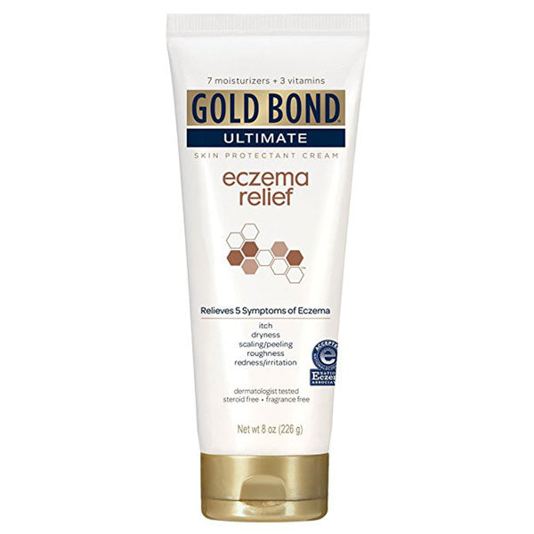 Buy Gold Bond Ultimate Eczema Relief Cream online used to treat Eczema Relief Cream - Medical Conditions