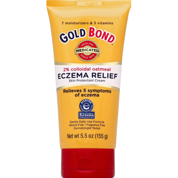 Gold Bond Eczema Relief Skin Protectant Cream