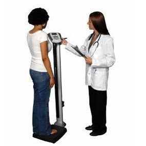 Heavy Duty Eye Level Digital Scale 597KL - Scales - Mountainside Medical Equipment