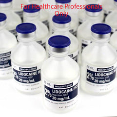 Buy Lidocaine 2% for Injection 50mL online used to treat Intravenous Solution - Medical Conditions