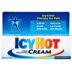 Buy Icy Hot Extra Strength Pain Relieving Cream 3 oz online used to treat Pain Relief Cream - Medical Conditions