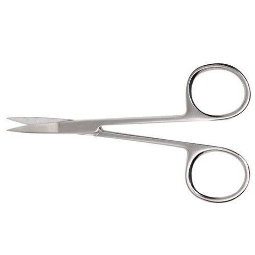 Buy Iris Scissors, Stainless Steel by ADC from a SDVOSB | Scissors