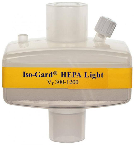 Iso-Guard HEPA Light Filter Connector by Teleflex - Hepa Filter - Mountainside Medical Equipment