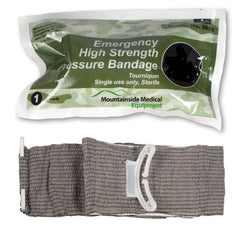 Buy High Strength Pressure Bandage Military Battle Bloodstopper online used to treat Trauma Israeli Bandage - Medical Conditions
