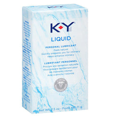 Buy K-Y Natural Feeling Liquid Personal Lube online used to treat Lubricant - Medical Conditions