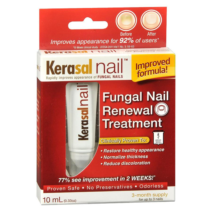 Kerasal Nail Renewal Treatment