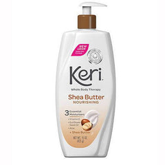 Buy Keri Shea Butter Lotion 15 oz by Novartis Consumer Health | SDVOSB - Mountainside Medical Equipment