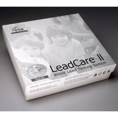Buy ESA LeadCare II Blood Lead Testing Kit, CLIA Waived, 48/Box online used to treat Lead Testing Kit - Medical Conditions