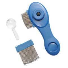 Buy Lighted Lice Removal Hair Comb online used to treat Lice Comb - Medical Conditions