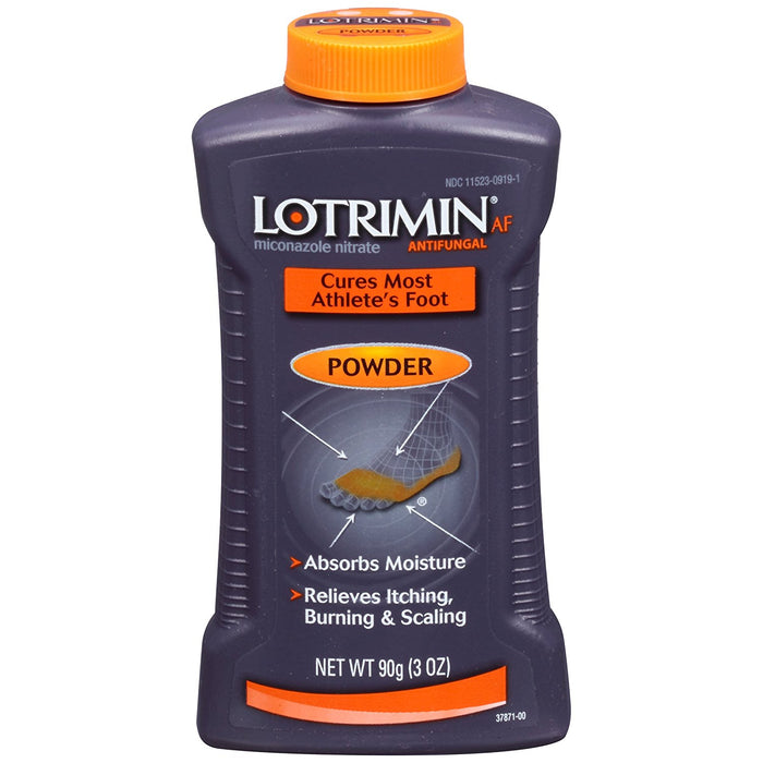 Buy Lotrimin AF Antifungal Athlete's Foot Powder online used to treat Antifungal Powder - Medical Conditions