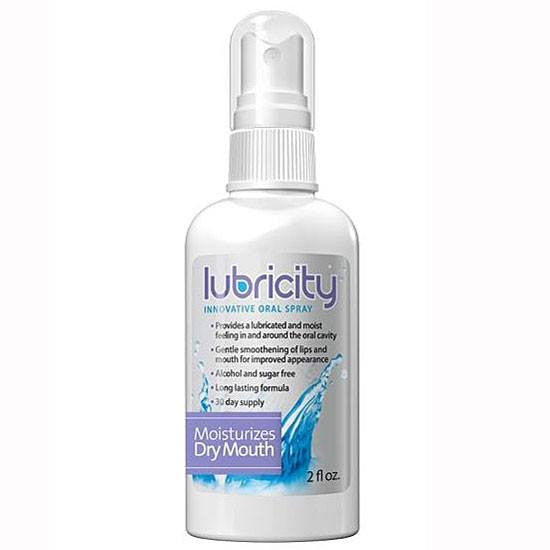 Buy Lubricity Dry Mouth 8-Hour Relief Moisturizing Mouth Spray online used to treat Dry Mouth Treatment - Medical Conditions