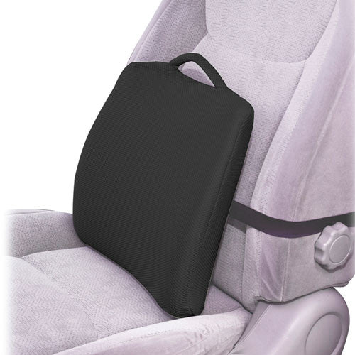 Lumbar Support Cushion For Cars Black