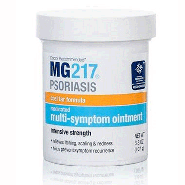 MG217 Medicated Psoriasis Multi-Symptom Coal Tar Ointment
