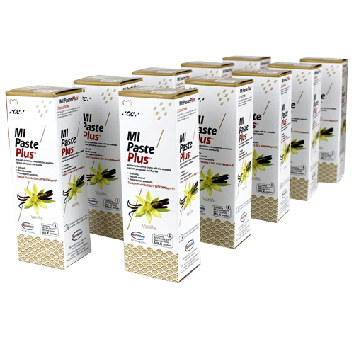 MI Paste Plus Vanilla Flavor (10 Pack)