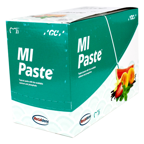 (10-Pack) MI Paste Oral Paste Variety Pack - 5 Flavors - Mi Paste - Mountainside Medical Equipment