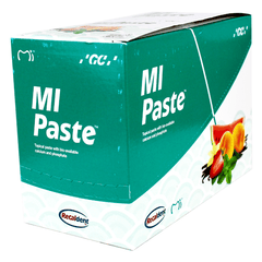 (10-Pack) MI Paste Oral Paste Variety Pack - 5 Flavors for Mi Paste by GC America | Medical Supplies