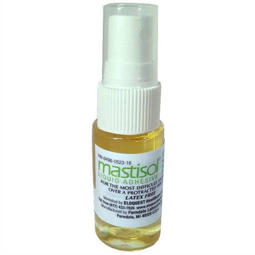 Buy Mastisol Liquid Adhesive 15 ml Spray Bottle online used to treat Wound Adhesive Skin Glue - Medical Conditions