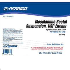 Buy Mesalamine Rectal Suspension Enema Ulcerative Colitis Treatment online used to treat Ulcerative Colitis Treatment - Medical Conditions