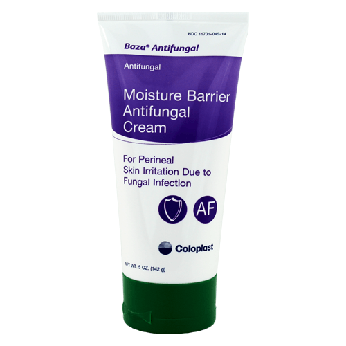 Buy Baza Moisture Barrier Antifungal Cream 5 oz by Coloplast Corporation from a SDVOSB | Skin Fungal Treatment