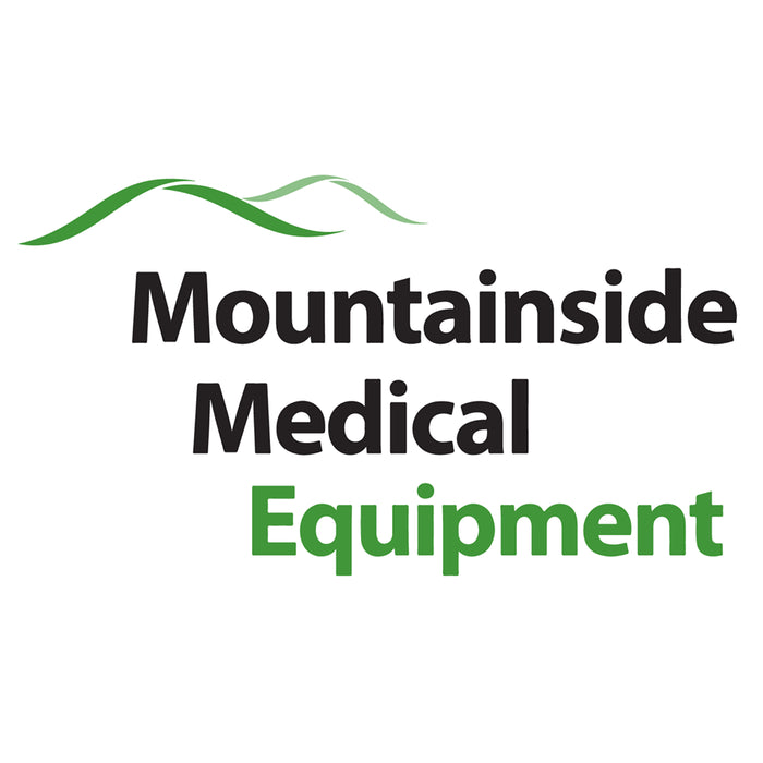 Flexible Foley Catheter Two-Way, Sterile, Lubricated - Catheters - Mountainside Medical Equipment