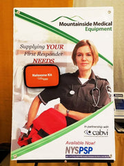 Drug Overdose Reversal Kit for Testing Kits by Mountainside Medical Equipment | Medical Supplies
