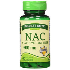 (Liver Health) Nature's Truth NAC N-Acetyl Cysteine 600 mg