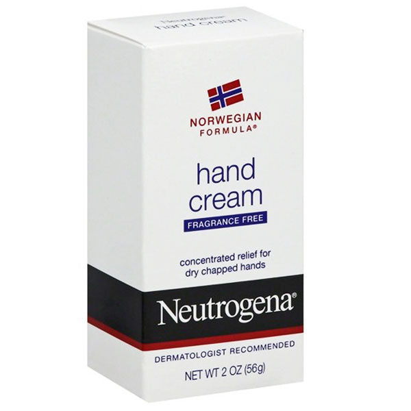 Buy Neutrogena Norwegian Formula Hand Cream, Fragrance Free online used to treat Dry Skin Relief Cream - Medical Conditions
