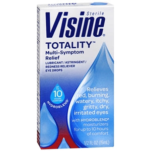 Visine Totality Eye Drops