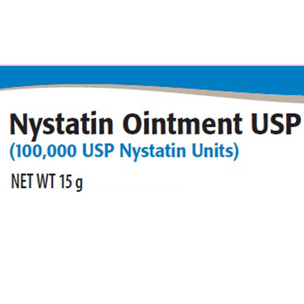 Buy Nystatin Antifungal Ointment online used to treat Antifungal Cream - Medical Conditions