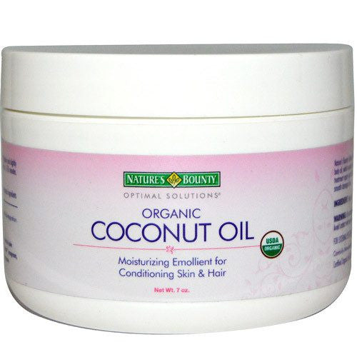 Buy Organic Coconut Oil Moisturizing Emollient for Skin & Hair by Nature