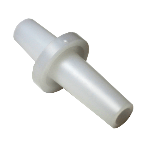 Oxygen Tubing Connector, White