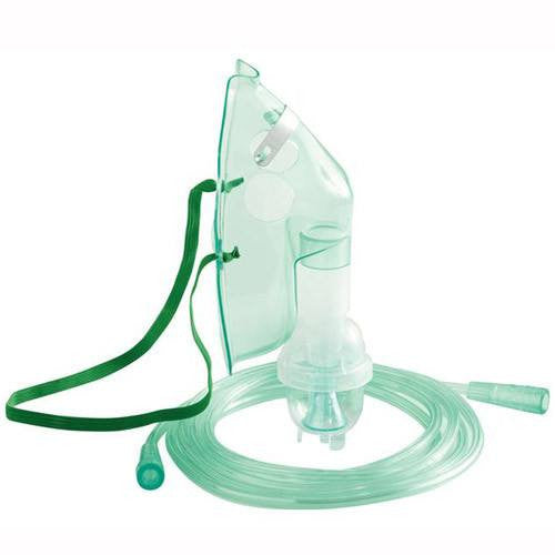 Pediatric Kids Nebulizer Treatment Kit with Mask, Tubing and Jar