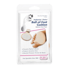 Ball-of-the-Foot Deluxe Metatarsal Foot Bone Padded Cushion for Foot by PediFix | Medical Supplies