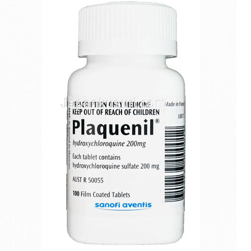 Sorry, Plaquenil (Hydroxychloroquine) is currently out of stock.