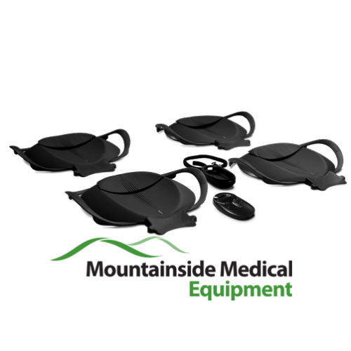 Portable Wireless Medical Wheelchair and Bed Scale - Portable Wireless Wheelchair Scale - Mountainside Medical Equipment