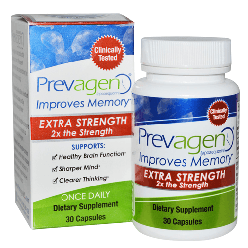 Buy Prevagen Memory Support Aid Supplement 30/Bottle by Prevagan Inc | Alzheimer