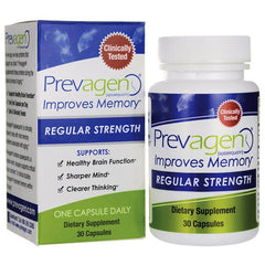 Prevagen Regular Strength Brain Health Supplement for Alzheimer's by Mountainside Medical Equipment | Medical Supplies