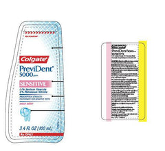 Prevident 5000 Sensitive Toothpaste, Mild Mint for Oral Care Products by Colgate | Medical Supplies