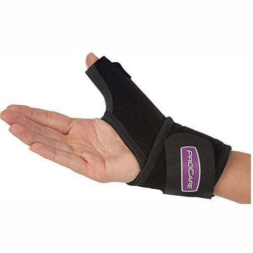 Buy ProCare Wrist and Thumb Wrap by Procare from a SDVOSB | Thumb Splints