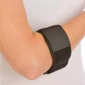 Buy ProCare Arm Band With Compression Pad online used to treat Elbow Braces - Medical Conditions