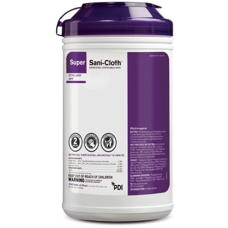 Sani Cloth HB Wipes - Disinfecting Wipes - Mountainside Medical Equipment