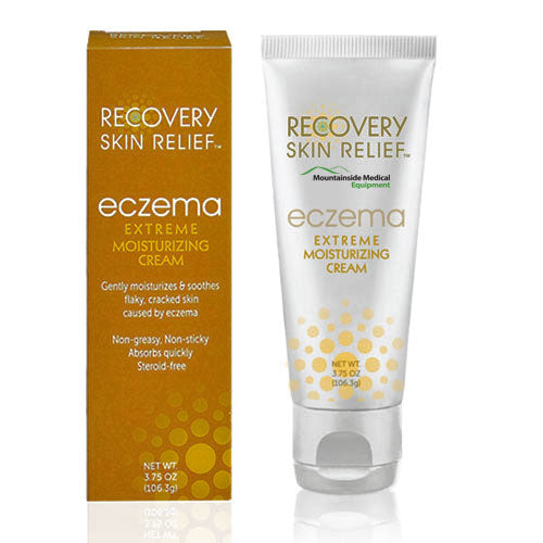 Buy Recovery Eczema Skin Relief Moisturizing Cream online used to treat Eczema Relief Cream - Medical Conditions