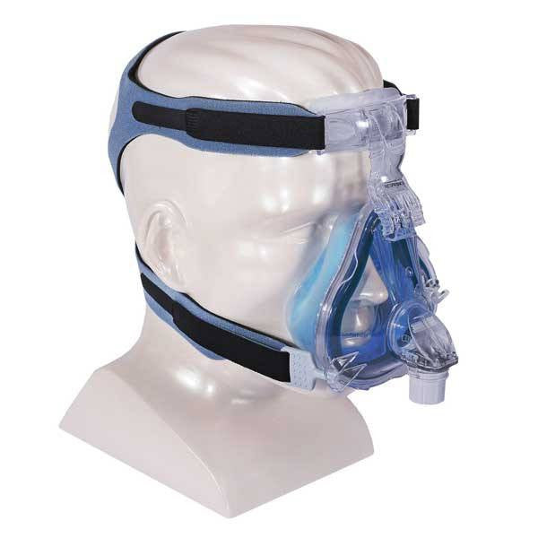 Buy Respironics ComfortGel Blue Nasal CPAP Mask with Headgear online used to treat CPAP Mask - Medical Conditions